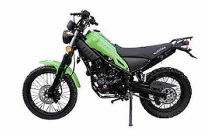 Lancer Road Warrior 250 Enduro Dualsport - SUPER SALE -