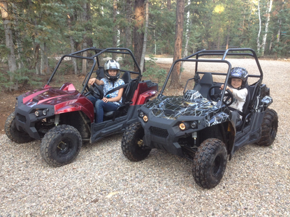 Side By Side Utv >> Cyclone Mxu 170 Zx Utv Side X Side Youth Size Model Free Shipping