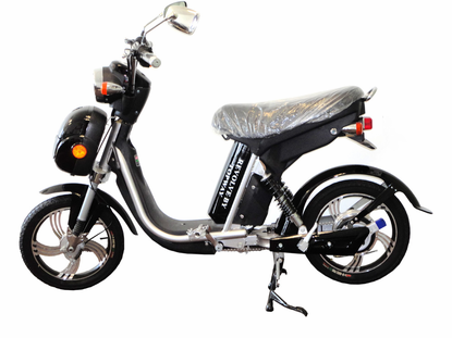 revolve easy rider 350w lithium battery electric moped. Black Bedroom Furniture Sets. Home Design Ideas