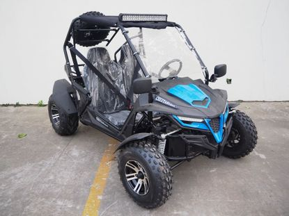 Brand New Trailmaster Cheetah 150X. All New Design.  All new Suspension.
