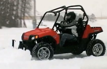 "<b><font size=""3"">Snow Plows & Mounts</font></b>"