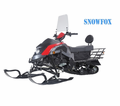 SNOWFOX Snow Mobile Sled