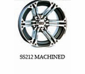 "Ss212 Wheel Kits For 12"" Itp 589 M/S from Motobuys.com"