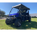 Trailmaster Taurus4- 450-- Six Seat 4X4- Fuel Injected- Liquid Cooled, Rear Reciever , Light package included Blinkers. Head Lights, brake lights and horn-