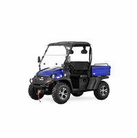 Trailmaster Taurus450-U  Two Seat 4X4 with dump Bed- Fuel Injected- Liquid Cooled, Rear Receiver , Light package included Blinkers. Head Lights, brake lights and horn-