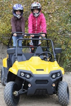 "<b><font color=""black""><font size=""4"">UTV - Side by Sides ---150cc to 300cc--- Youth & Adult Models</font></font></b>"