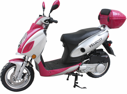 velocity mp 150 05 scooter closeout prior year model limited quantity rh motobuys com 150Cc Scooter Chrome BMS 150Cc Scooter