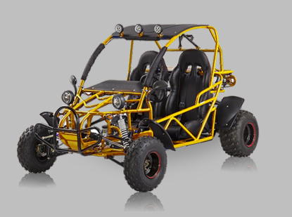 BMS Sand Sniper 150 - CALIF LEGAL MODEL! Awesome Buggy