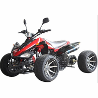 Viper ATV Deluxe Japanese Style 125cc Racing Quad -
