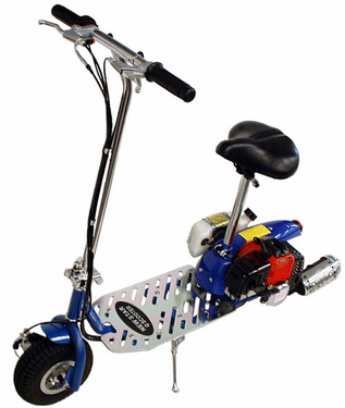 viper gas scooter 2 stroke maxfire 43cc engine 25 mph free shipping removable seat 9 Gas Scooter Buying Guide
