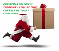 WE CAN HELP YOU GET IT BY CHRISTMAS.