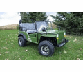 Willy's Deluxe Upgraded Mini Jeep - Series 2 - PRICE DROP LOWEST PRICE OF THE YEAR
