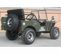 Willys Off-Road Series 1 Basic Mini Jeep - New 2018-19 Model- NOT LEGAL IN CALIFORNIA AT THIS TIME