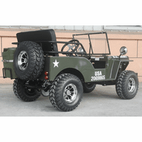 Willys Off-Road Series 1 The ORIGINAL Mini Jeep - New 2020 Model- THE ONE THAT STARTED IT ALL OVER 10,000 SOLD