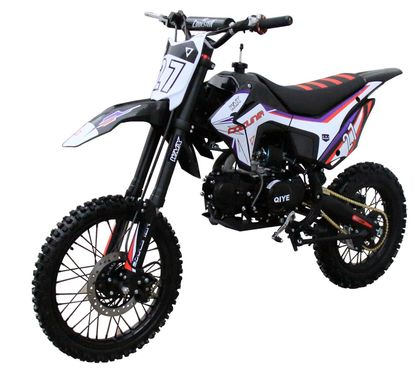 COOLSTER XM Deluxe - 125cc Dirt Bike 4-Speed-Manual Transmission or Semi  Auto