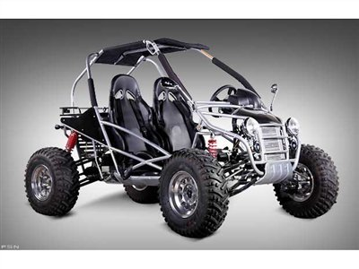Yamabuggy SLGK-400R Go Kart / Dune Buggy   YAMAHA POWERED - FREE SHIPPING!