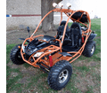 Yamobuggy SLGR-200R Go Kart / Dune Buggy . INCREDIBLE PRICE REDUCTION  - FREE SHIPPING! Chrome Rims