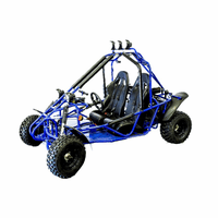 Yamobuggy Spider 200cc Rail Style Roll Bars Go Kart - Buggy - Air Cooled Engine - Calif Legal  RPS GK W001 Largest Engine in this class