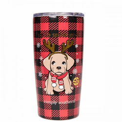 20 oz. Puppy Tumbler by Simply Southern