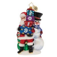 2019 Winter Friends Ornament by Christopher Radko
