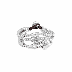 A Beautiful Mind Bracelet - Size Medium - UNO de 50