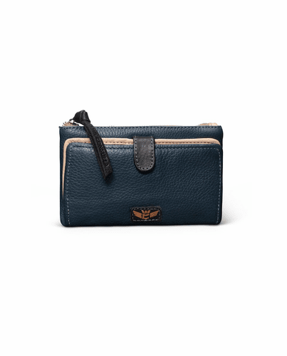 Adelita Slim Wallet by Consuela