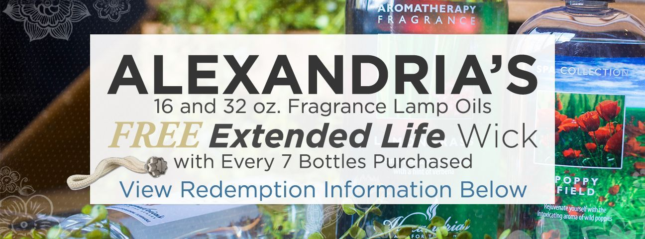 Alexandria's Fragrance Lamps & Oils