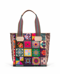 Allie Classic Tote by Consuela