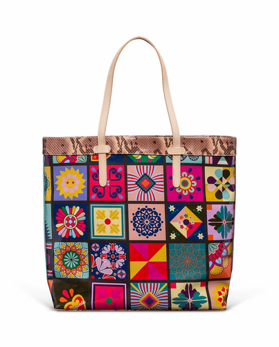 Allie Slim Tote by Consuela