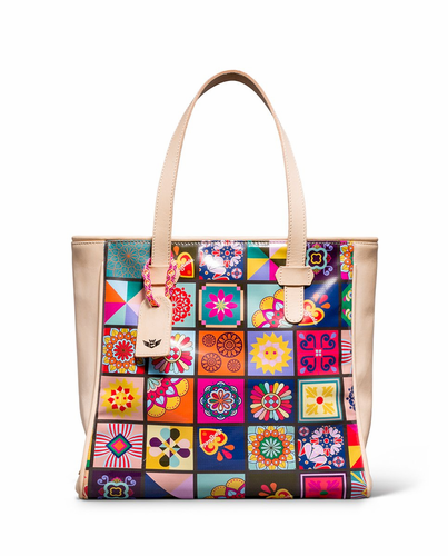 Allison Classic Tote by Consuela