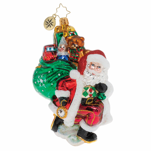 Almost Time for Christmas! Ornament by Christopher Radko