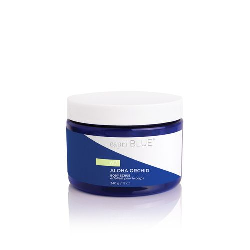 Aloha Orchid Signature Collection Body Scrub by Capri Blue