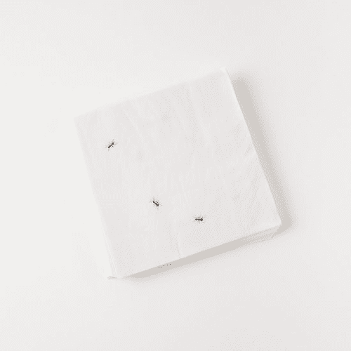"""Ant Paper 6.5"""" Napkins by One Hundred 80 Degrees"""