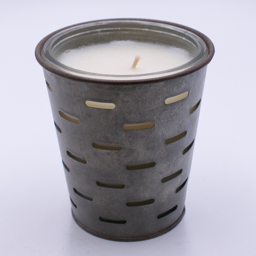 Apothecary Olive Bucket Candle by Park Hill Collection