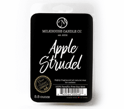 Apple Strudel 5.5 oz. Fragrance Melt by Milkhouse Candle Creamery