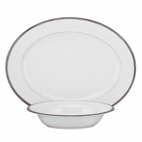 Aras Serving Set by Waterford