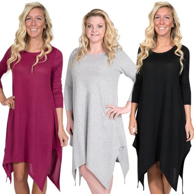 Augusta Long Sleeve Tunic by Simply Southern