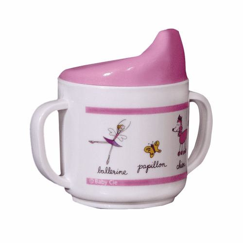 Ballerina Sippy Cup by Baby Cie