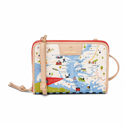 Bay Dreams All-in-One Phone Crossbody by Spartina 449