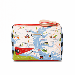 Bay Dreams Carry All Case by Spartina 449
