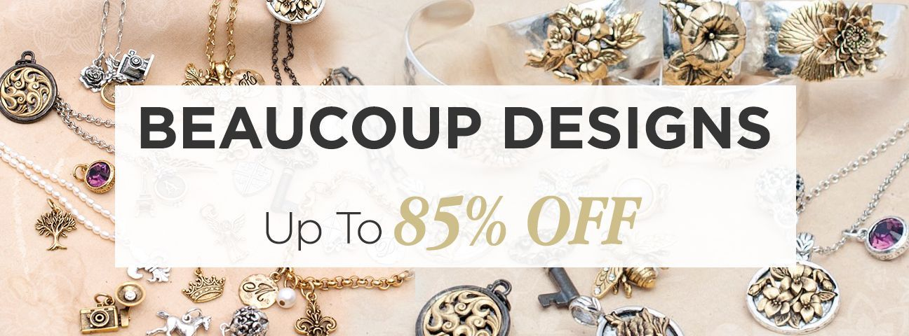 Beaucoup Designs Closeouts
