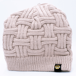 Beige Beanie by Simply Southern