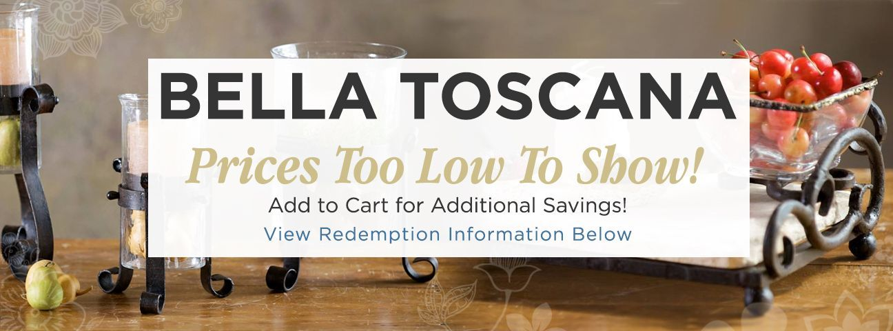 Bella Toscana Home Accents