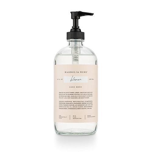 Bloom Glass Hand Wash - Magnolia Home by Joanna Gaines