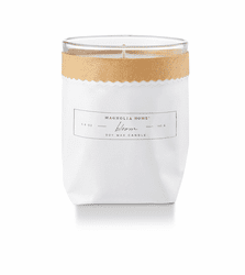Bloom Kraft-Textured Bagged Candle  - Magnolia Home by Joanna Gaines