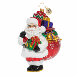 Brimming With Joy Ornament by Christopher Radko
