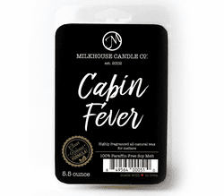 Cabin Fever 5.5 oz. Fragrance Melt by Milkhouse Candle Creamery