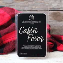 Cabin Fever Fragrance Melts by Milkhouse Candle Creamery
