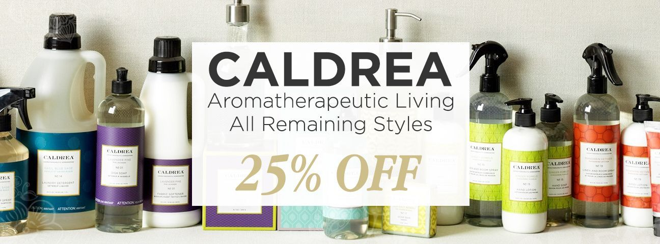 Caldrea Aromatherapeutic Living