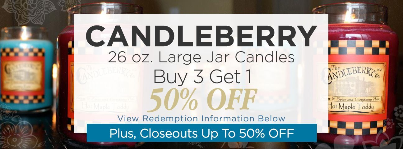 Candleberry Candles